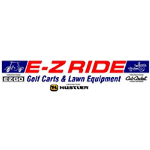 Black Beverage Tray Fits only on EZ-GO Golf Carts from Easy Ride, LLC